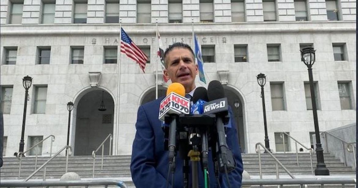 DDA Jonathan Hatami Files a Harassment Lawsuit Against LA County District Attorney George Gascon