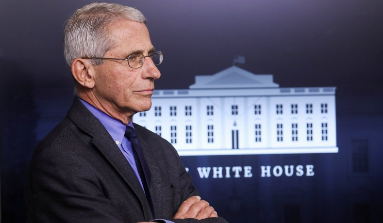 Fauci: Returning Students to In-Person Learning Is 'Not an Easy Issue'