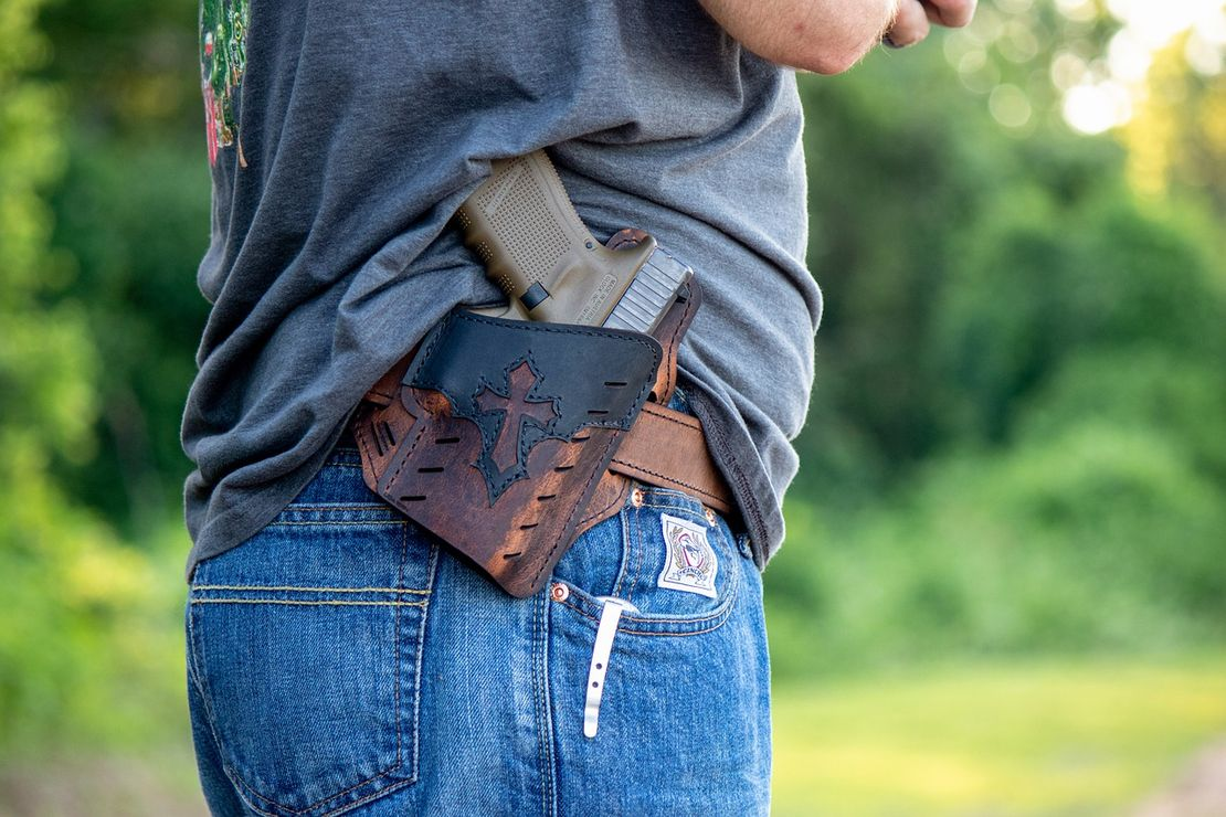 Anti-Gun Doctor Off-Base With Open Carry Objections – Bearing Arms