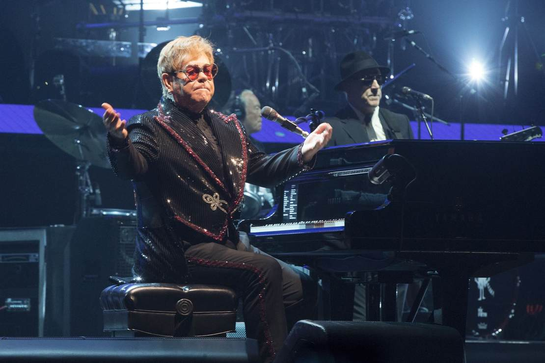 Elton John Asks the Vatican a Great Question and All Catholics Deserve to Hear the Inadequate Answer – RedState