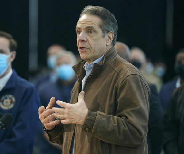 Sixth Woman Accuses Cuomo of Inappropriate Conduct