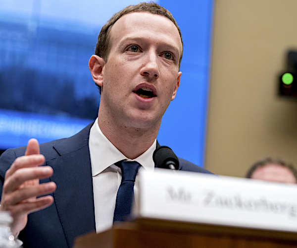 Zuckerberg to Suggest Internet Immunity Remain If Tech Removes 'Unlawful Content'