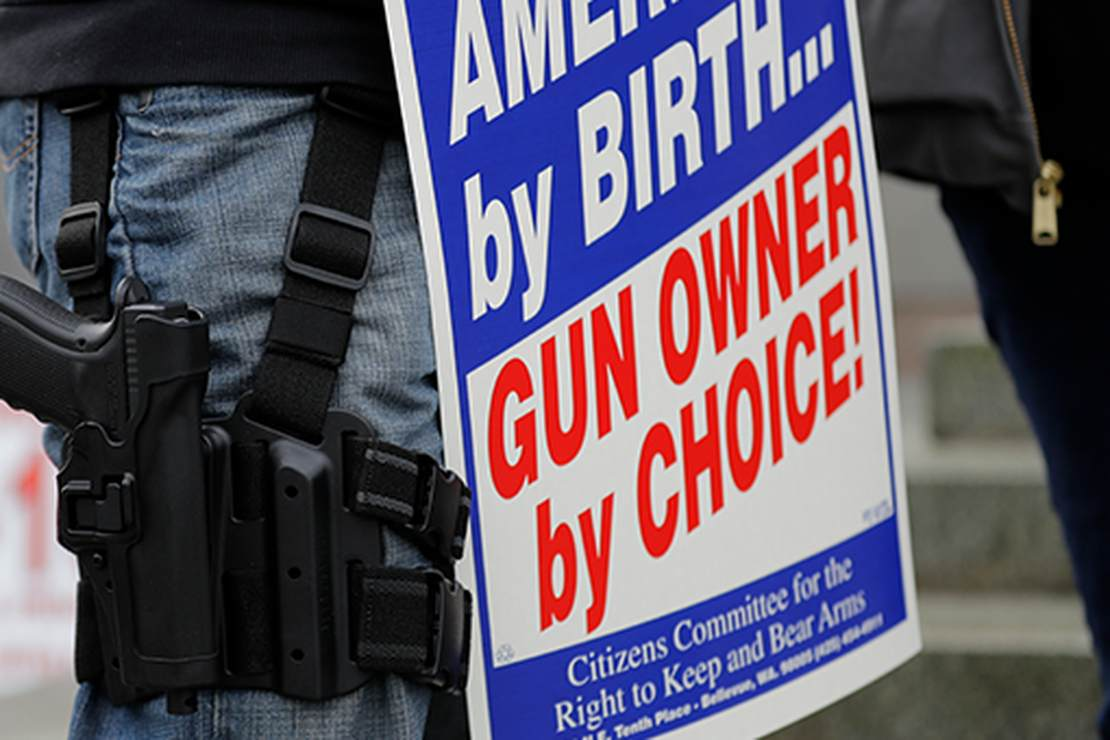 Say What? Attorney Claims Open Carry Is Unconstitutional – Bearing Arms
