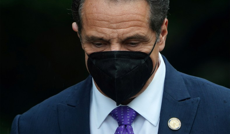 Andrew Cuomo Sexual Harassment Allegations: Governor Changes Course on Probe