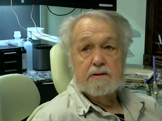 Anonymous Donor Gifts Kentucky Grandpa a New Smile