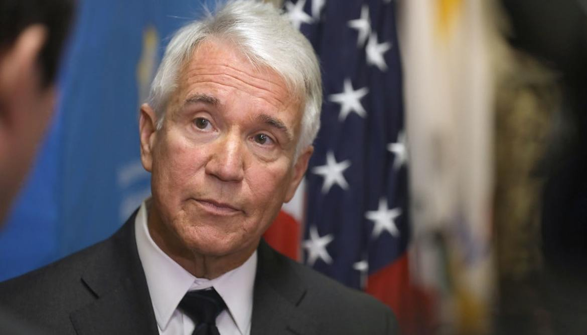 L.A. County D.A. Gascón Calls Out 'Conservative Media' And 'Tough-On-Crime Types' Amid Recall Threat