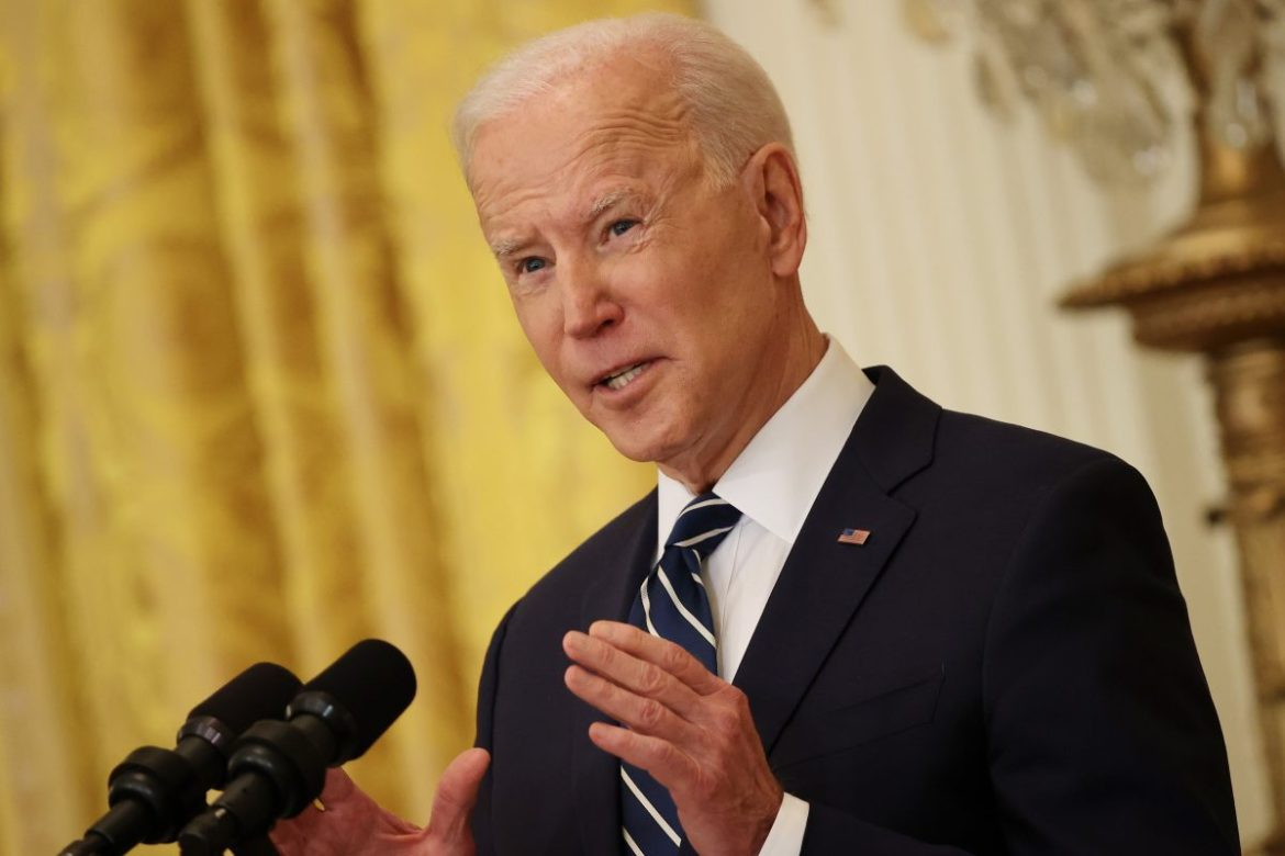 'Biden Excels', Displays 'Mastery Of The Issues': Legacy Media Applauds The Train-Wreck That Was Biden's Press Conference