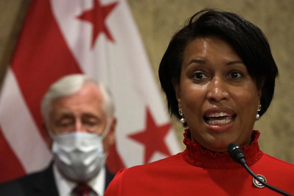 'Horrible Timing': D.C. Mayor Calls Auto Theft 'Crime Of Opportunity' Amid Skyrocketing Carjacking Rates, Meets With Immediate Backlash