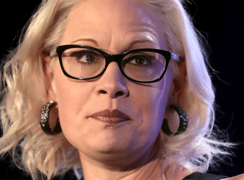 Kyrsten Sinema Was Right. We Should All Thumbs-Down A $15 Minimum Wage