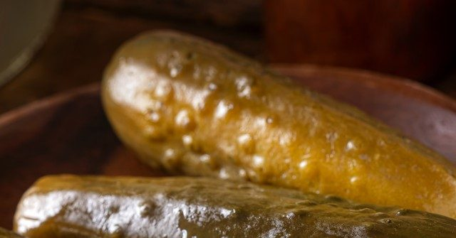 Florida Man Caught Publicly Jerking with Gherkin in His Behind, Say Police
