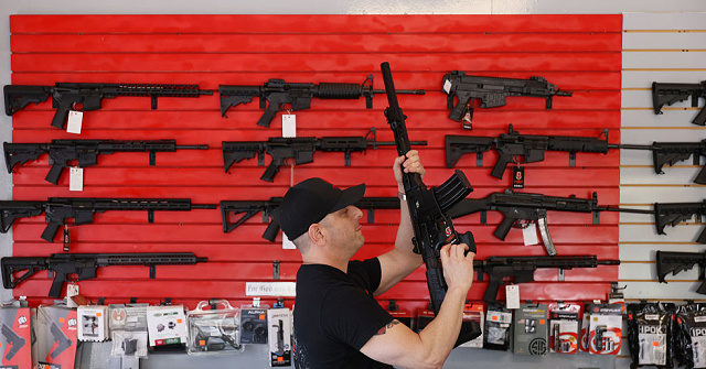 59% of Republicans Against Stricter Gun Control Laws