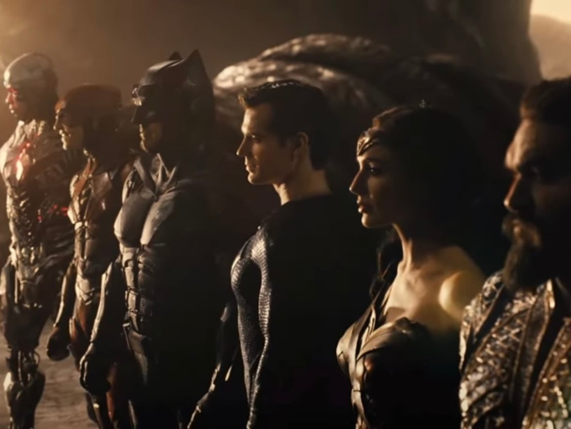 'Justice League' Is Zack Snyder's Trimphant Return To Big Heroes