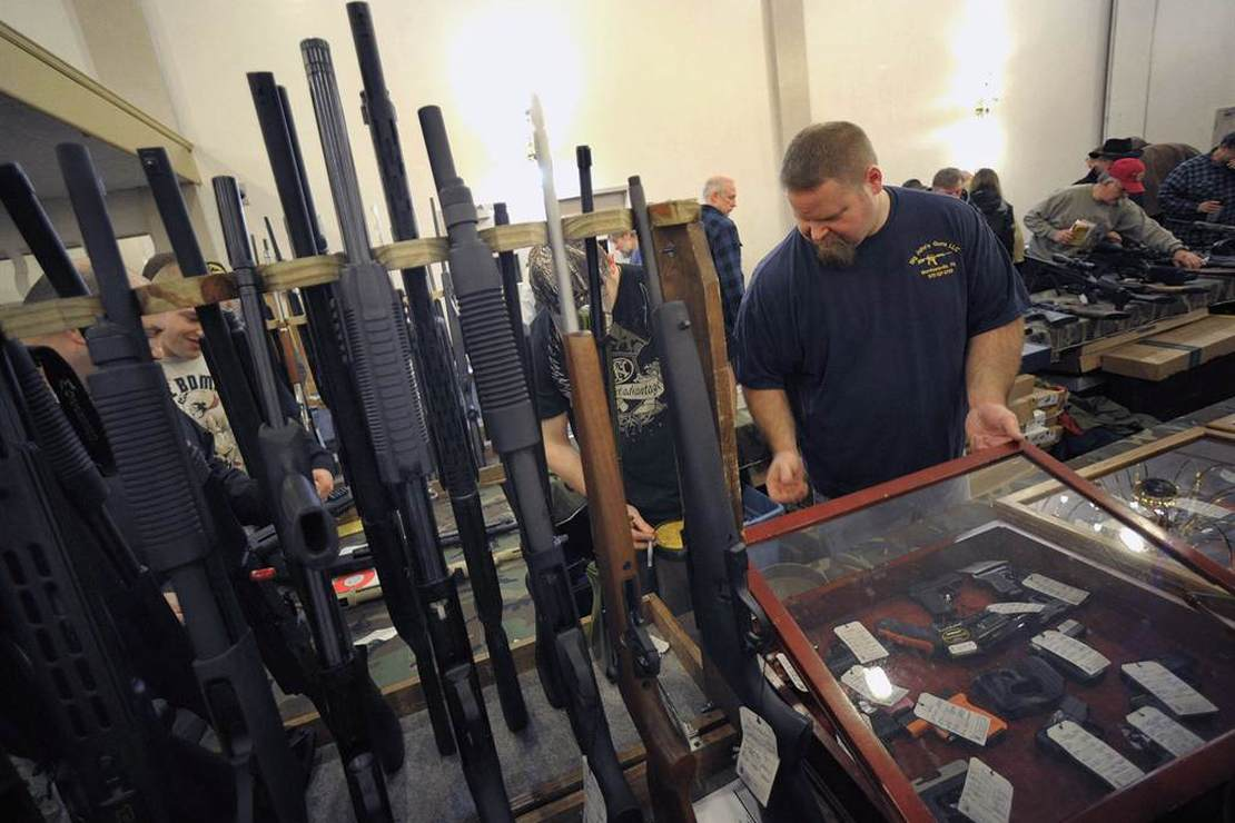Salon Opts To Publish Total Lie On Gun Shows – Bearing Arms