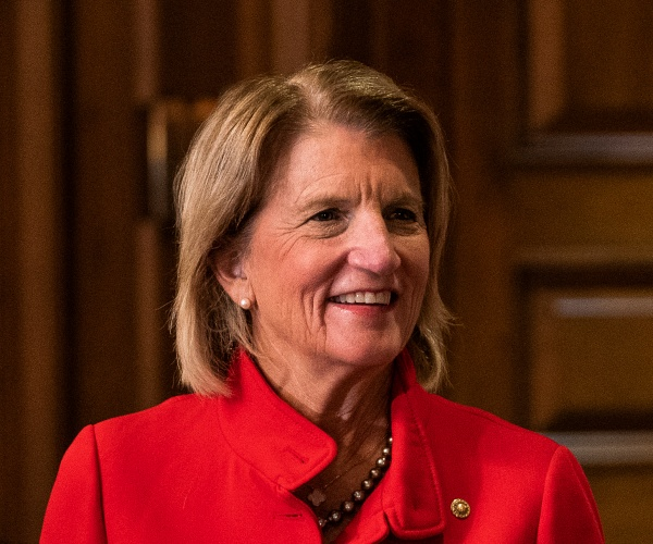 Sen. Capito: GOP Infrastructure Counteroffer 'Very Sincere' Plan