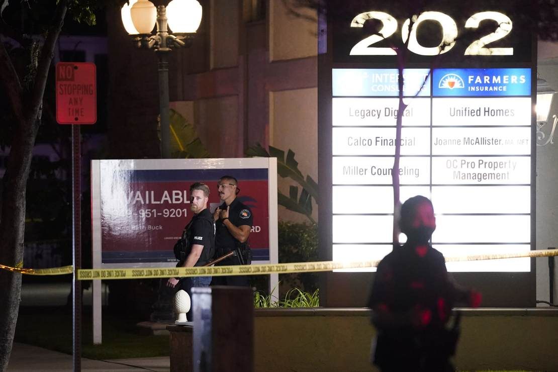 4 Dead in a Mass Shooting in Orange, CA, and Not a Narrative to Be Found – RedState