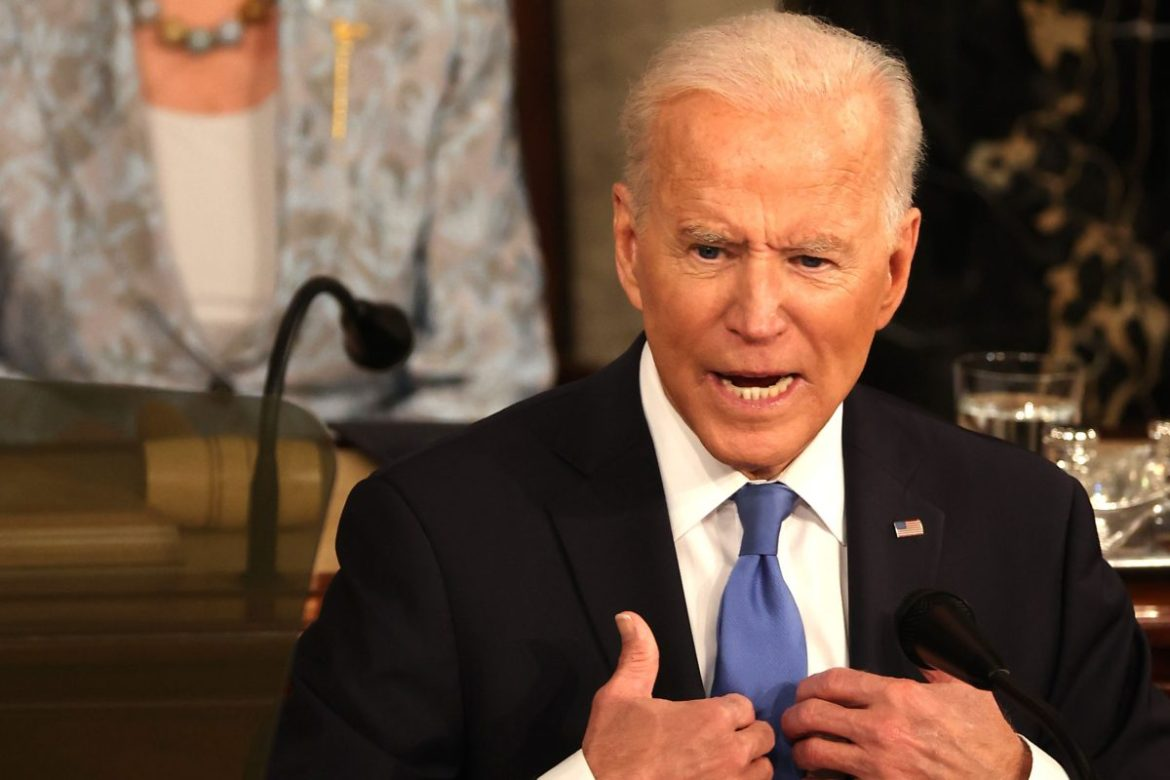 Biden Slammed For 'Divisive And Radical' Speech That May Cause 'Bloodbath For Democrats' In 2022