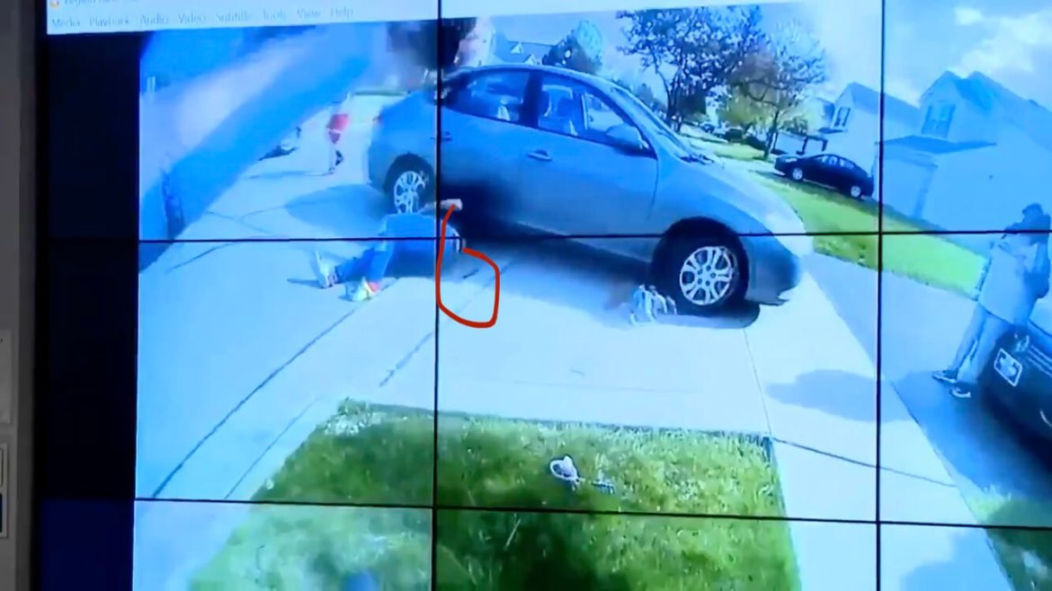 Bodycam Video of Columbus Police Officer Shows Shots Fired To Prevent Stabbing of Another Person – RedState