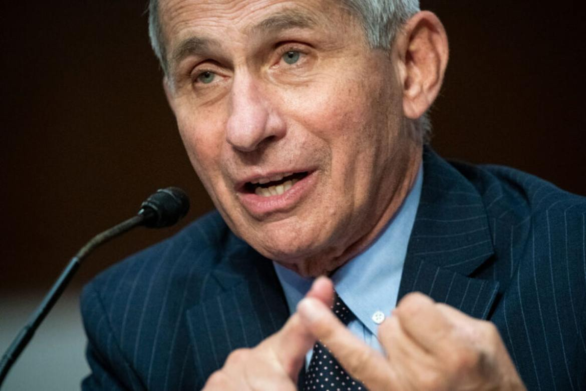 Fauci Opines On U.S. Gun Violence, Calls It 'Public Health Issue'