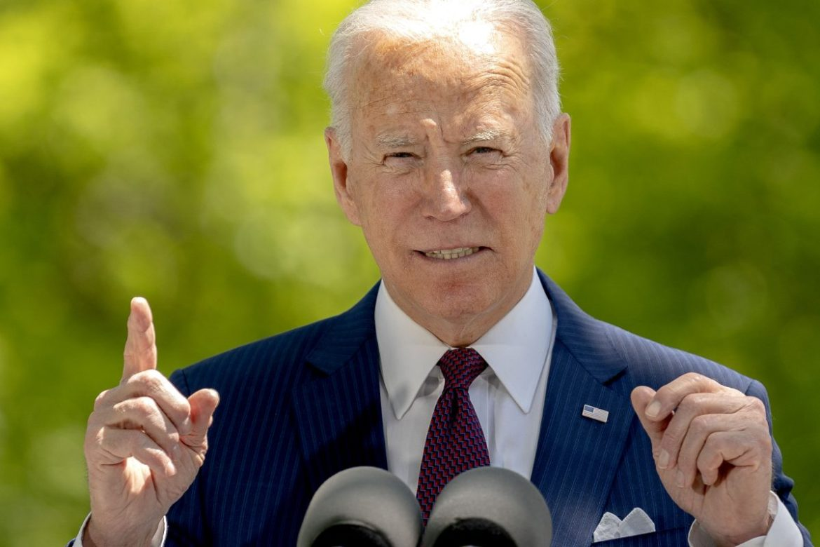 Biden Cuts Reporter's Questions Short: 'I'm Really Going To Be In Trouble'