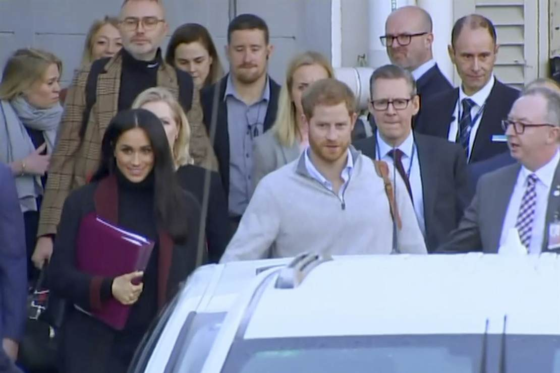 Meghan Markle Demonstrates Just How Hypocritical a BLM Supporter Can Be – RedState