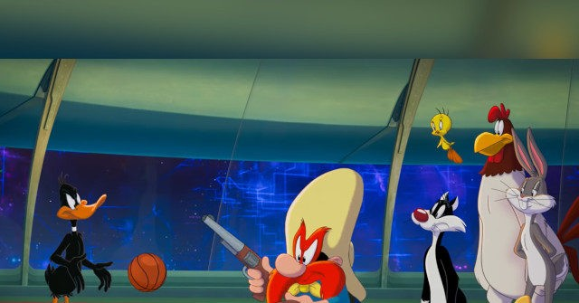 'Space Jam' Sequel Lets Looney Tunes Use Guns, Unlike HBO Remake