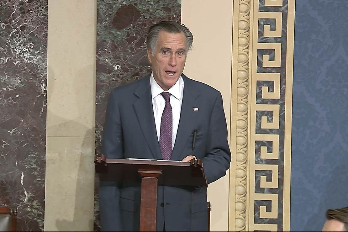 Mitt Romney Reminds Us Again Why the GOP Establishment Deserves to Get Shellacked – RedState