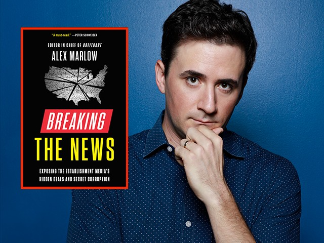 'Breaking the News' Q&A and Book Signing with Alex Marlow