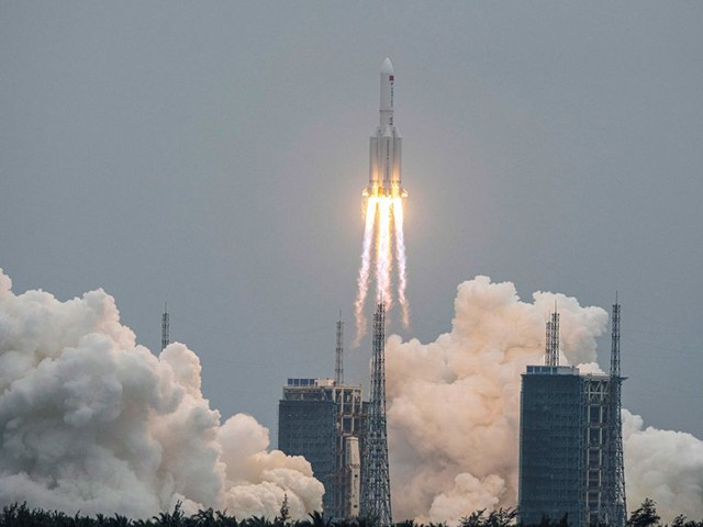 China Lacks Responsibility and Transparency in Space