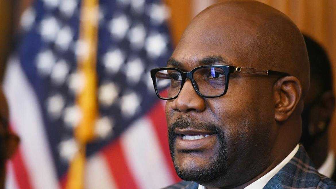 George Floyd Family Pushes Congressional Police Reform At White House