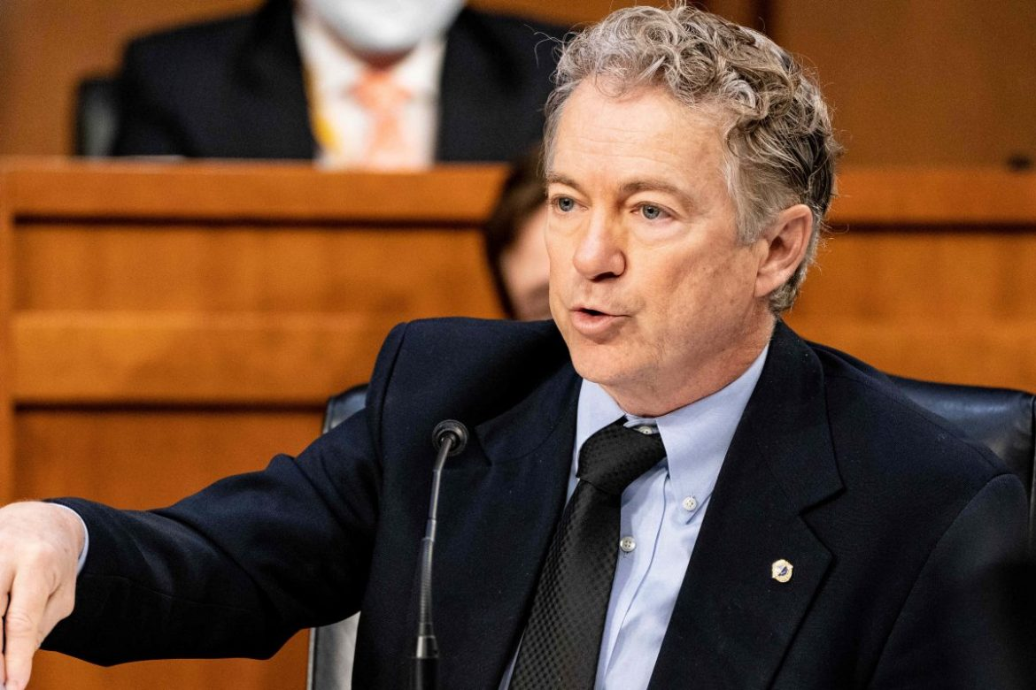 FBI Launches Investigation After Rand Paul Receives Package With White Powder, Threat Of Violence