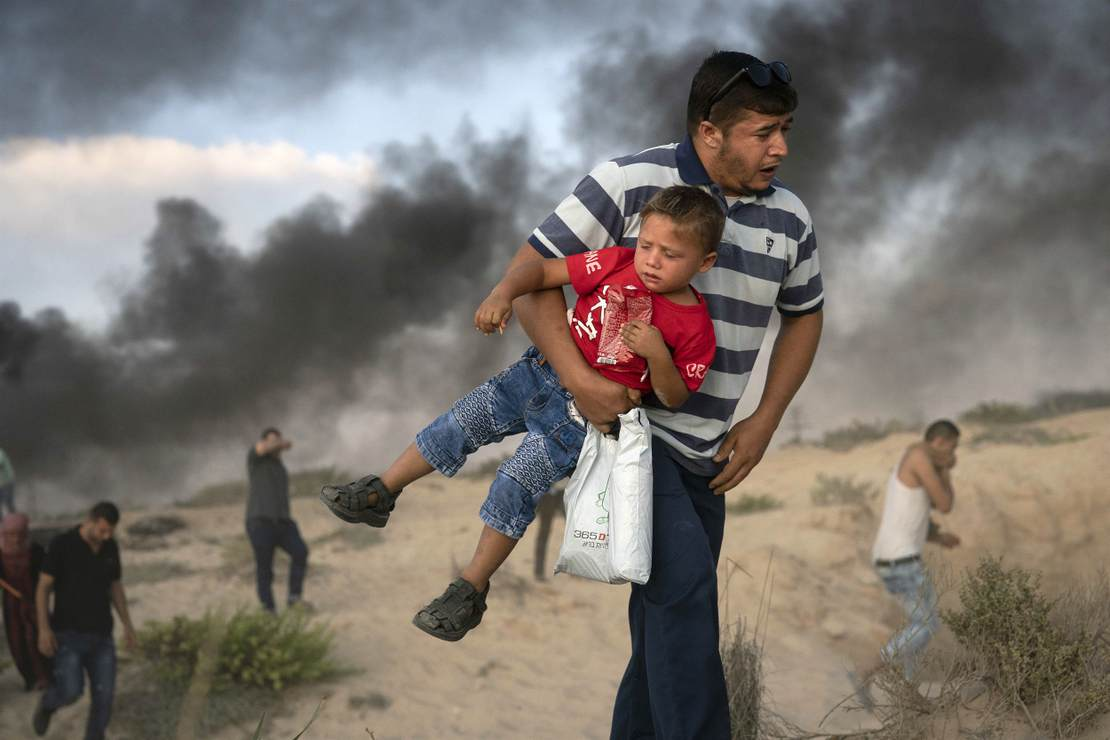 Gazan Man Openly Invites IDF to Kill His Children After IDF Warns Him of Oncoming Attack – RedState