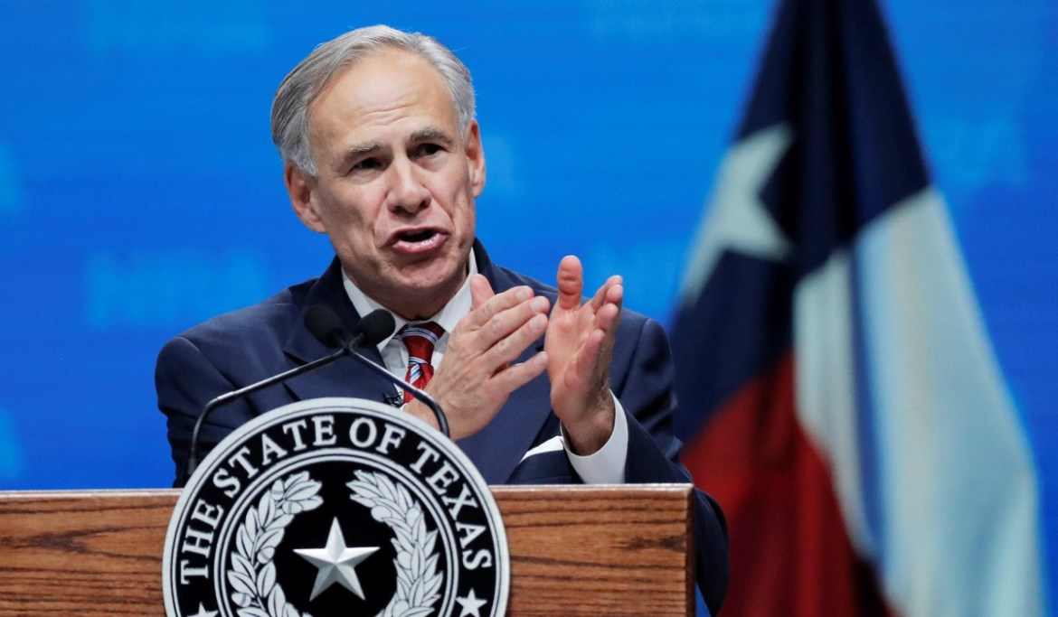 Texas Governor Ends Federal Unemployment Insurance in State