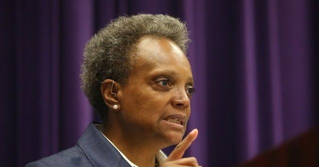 At Least 70 Shot During Weekend in Mayor Lightfoot's Chicago