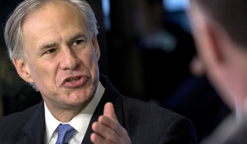 Texas Governor Bans Local Mask Rules