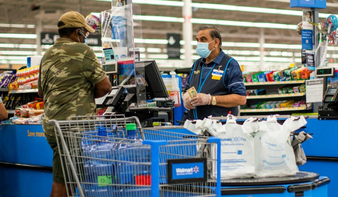 Walmart to Stop Requiring Masks for Vaccinated Customers and Employees