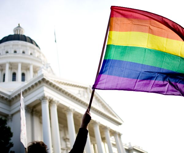 Calif. Bans State Travel to Fla., 4 Other States Over LGBTQ Laws