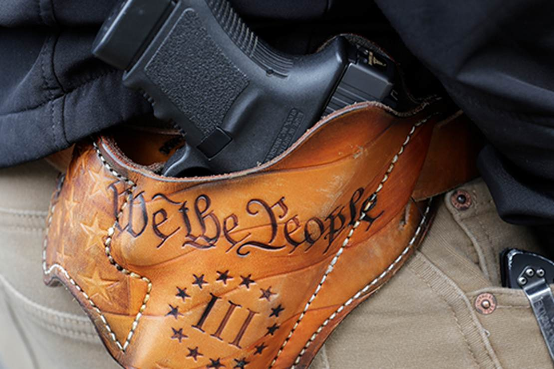 Louisiana's Constitutional Carry Law is Shot – RedState