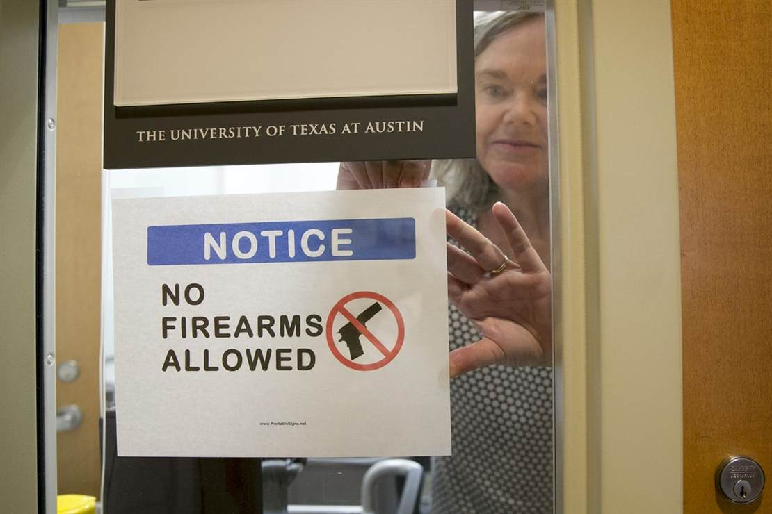 Professors Who Lashed Out At Campus Carry Suddenly Silent – Bearing Arms