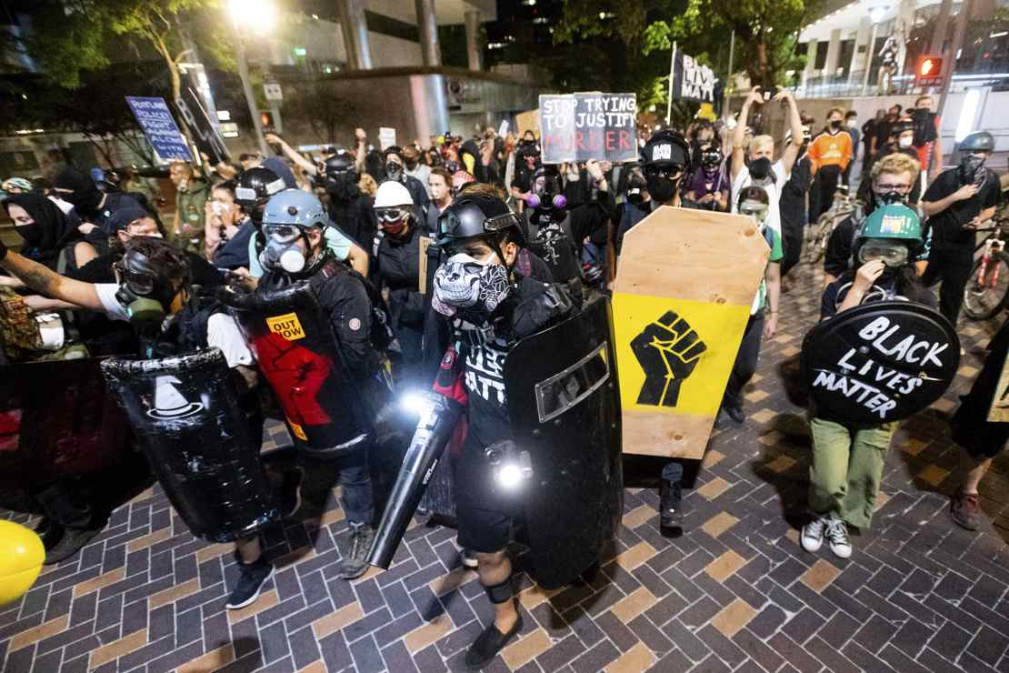 The Media Finally Acknowledge the Carnage in Portland but the Spin Is Mind-Blowing – RedState