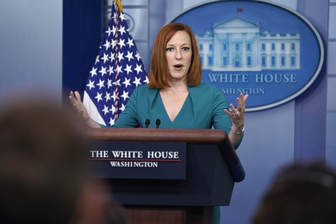 Jen Psaki Sets Irony Meters Ablaze in New Interview With Hack Jake Tapper – RedState