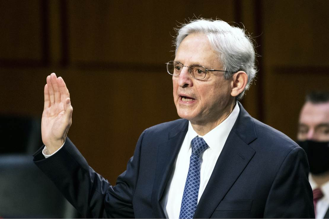 Merrick Garland Good and Fully Jumps the Shark With Admission on DOJ Targeting Red States – RedState