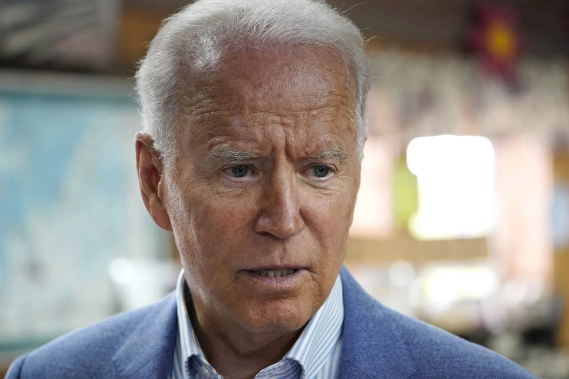 """Did Joe Biden Say """"My Butt's Been Wiped"""" in Response to an Immigration Question? – RedState"""