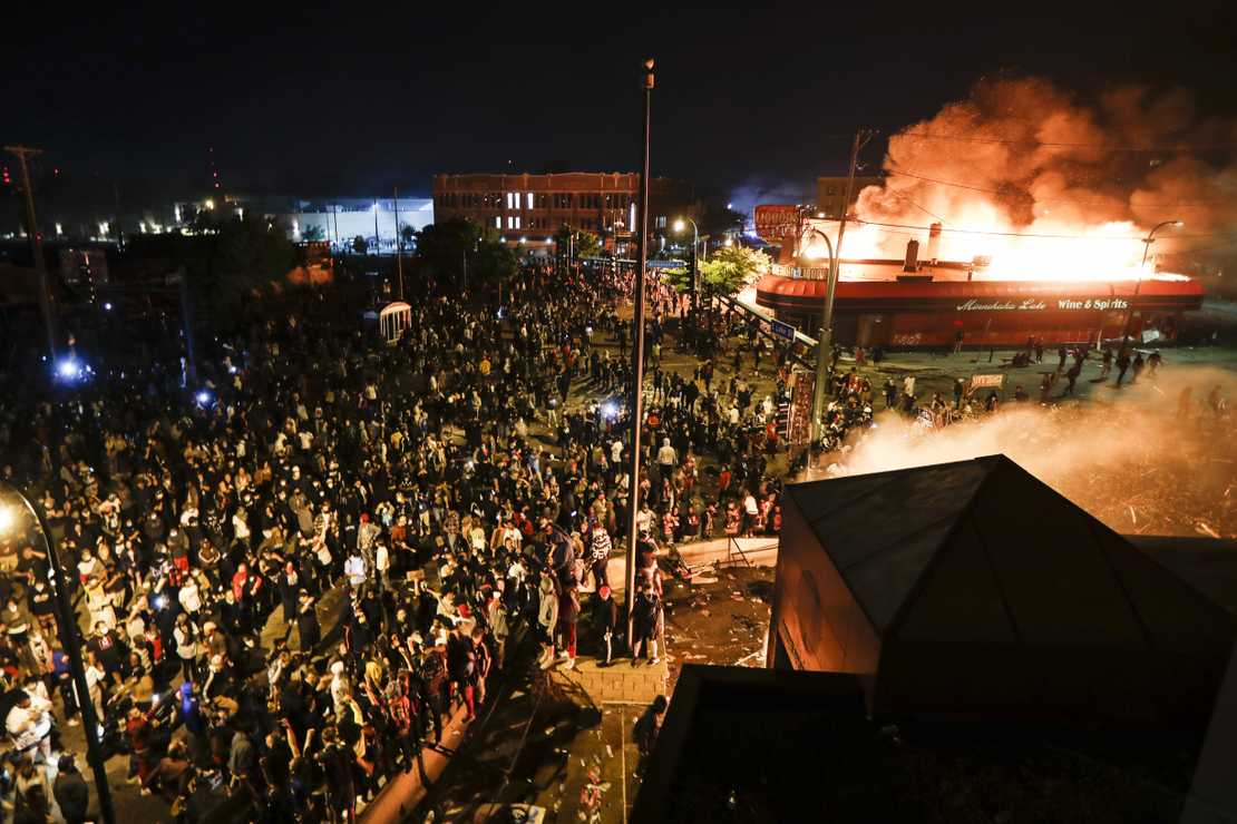 Minneapolis Biz Owner Who Was Cool With Rioters Burning His Business Gets Burnt Again – RedState