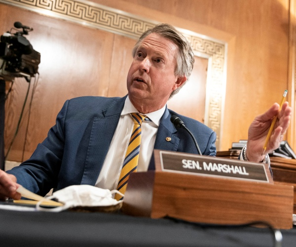 Sen. Roger Marshall: China 'Wants To Own The World'