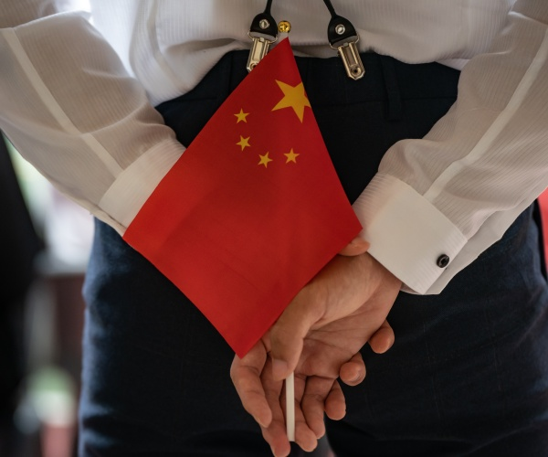 Rep. Harshbarger to Newsmax: Important to Protect Supply Chains From China
