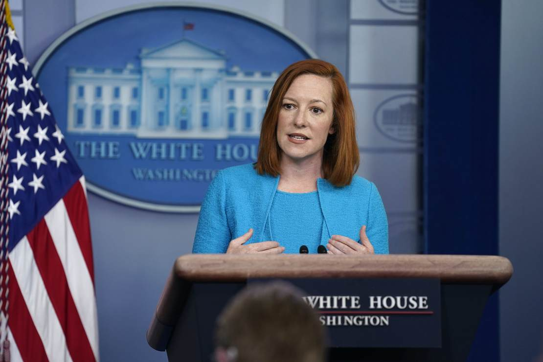 Psaki Tries to Justify Getting Social Media to Censor People but Makes It So Much Worse – RedState