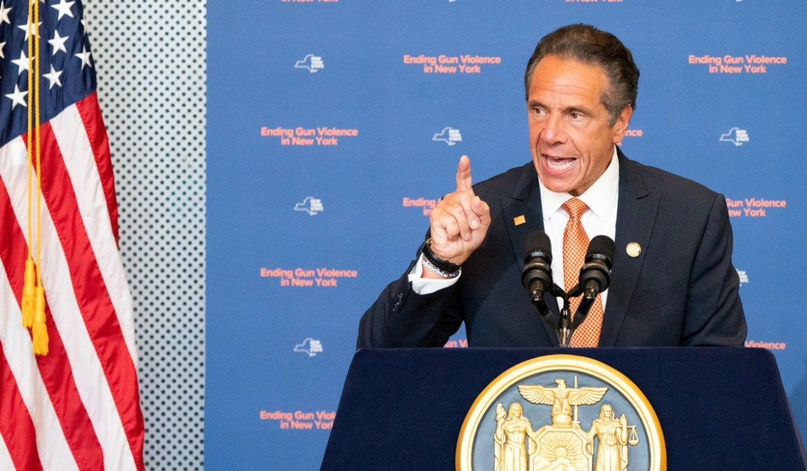 Andrew Cuomo: Executive Action Against Guns