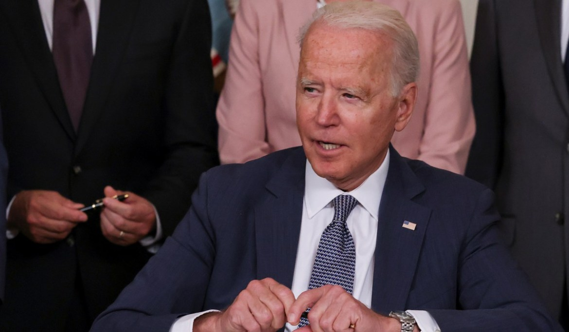 The Capital Letter — The Biden Tax Cartel, China, Industrial Policy, and More