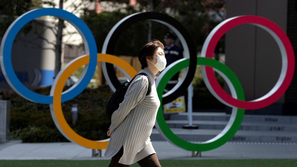 Fans to Be Barred from Attending Tokyo Olympics Events amid COVID Spike