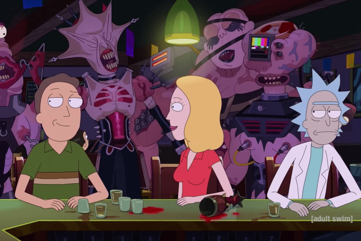 Latest 'Rick And Morty' Explores The Meaning Of Cool
